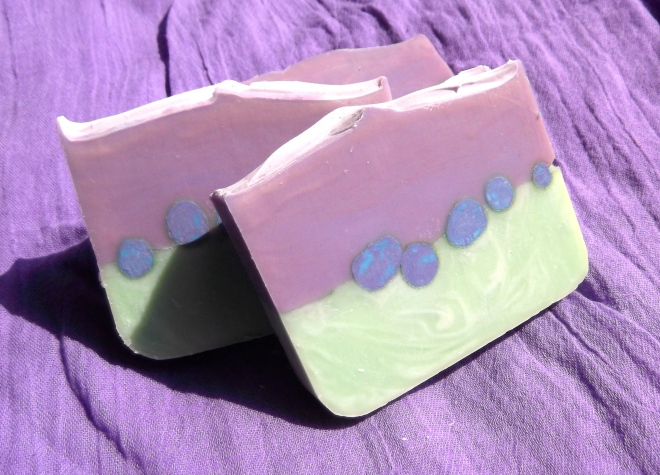 Lavender Verbena Soap Recipe