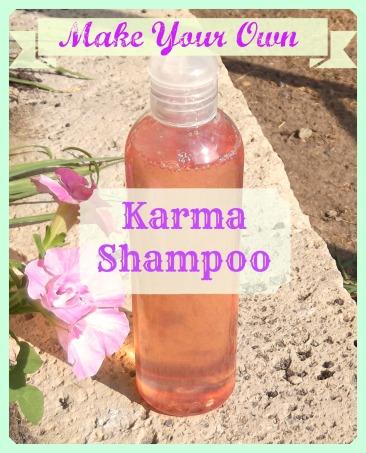Make your own Karma Shampoo