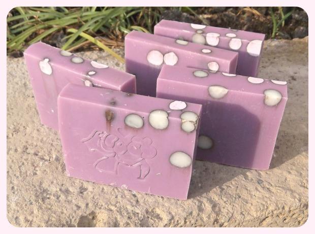 Violet Soap