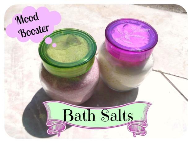Mood Booster Bath Salts