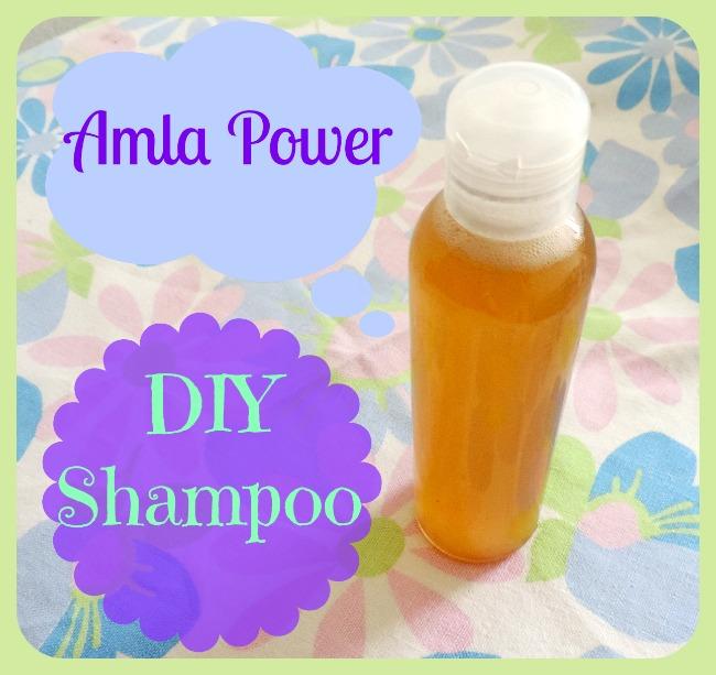Amla Power DIY Shampoo