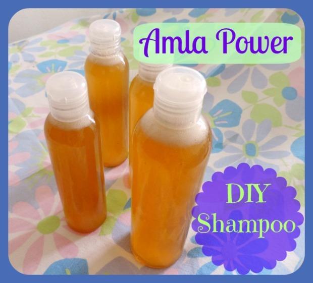 Amla Power Shampoo