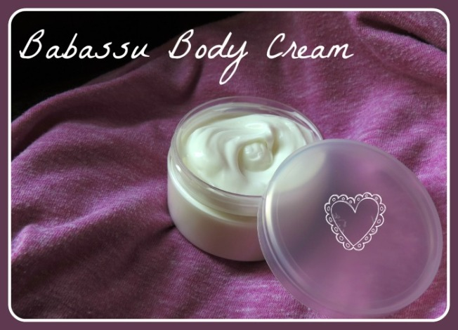 Babassu Body Cream