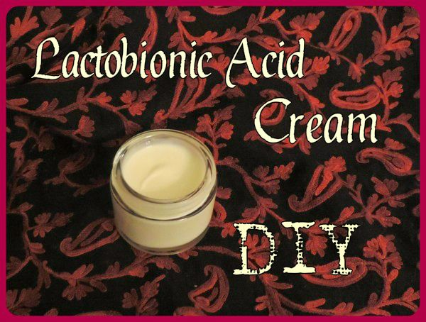 Lactobionic Cream 10
