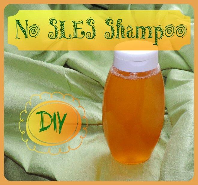 No Sles Shampoo